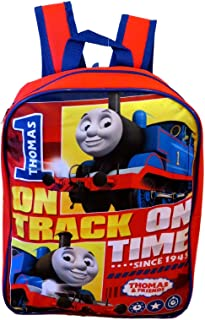 Thomas and Friends 15 School Backpack, Red, Size One_Size