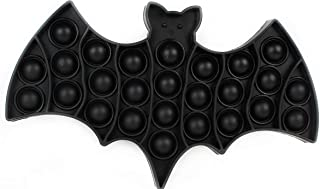 Pop Fidget Toy, Bat Pop Fidget Toys a Loud Side and a Quiet Side to Pop, Great Way to Relax and Keep Busy for Kids and Adu...