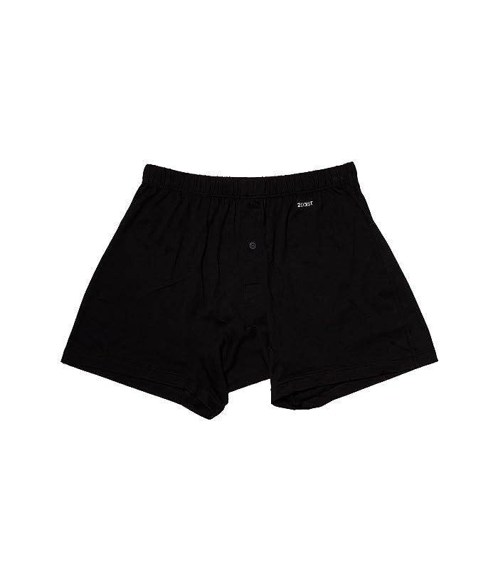2 X Ist Pima Knit Boxer