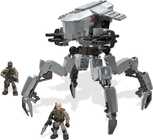 Mattel Mega Bloks CNG04 - Terminator Spider Tank Attack Panzer Genisys NEUHEIT 2016