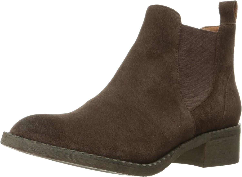 Gentle Souls Women's Binx Chelsea Boot Black