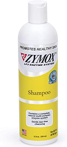 popular Zymox popular Enzymatic Shampoo for wholesale Dogs and Cats, 12oz online sale