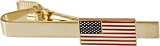 Official American Flag Tie Bar