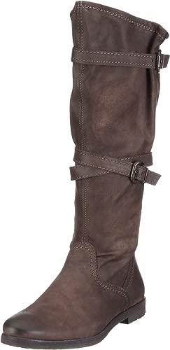 Tamaris Damen schwarz Stiefel