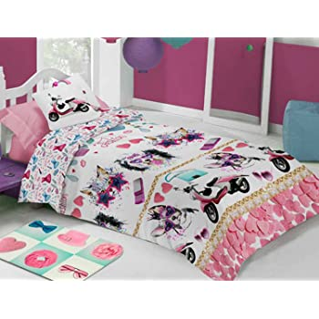 Funda nórdica infantil 3 piezas Junior 590 cama de 90: Amazon.es ...