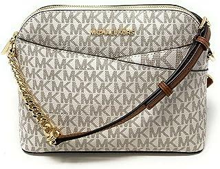 Michael Kors Jet Set Medium Crossbody Leather Handbag