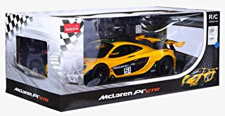 Rastar Licensed 1:14 Scale McLaren P1 GTR Limited Edition Remote Controlled Sports Car