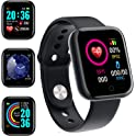 Axiay 1.44 Inch Fitness Tracker Smart Watch