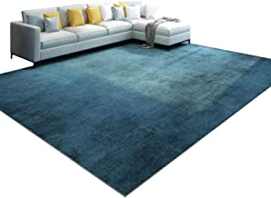 WSJTT Rugs, Pads & Protectors Area Rugs Soft Hand Carved Contemporary Floor Carpet with Premium Fluffy Texture for Indoor ...