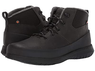 Bogs Freedom Lace Mid (Gray) Men