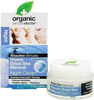 Organic Doctor Dead Sea Mineral Night Cream-50 ml Cream