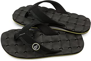 Volcom Kids' Recliner Big Youth Sandal Flip Flop