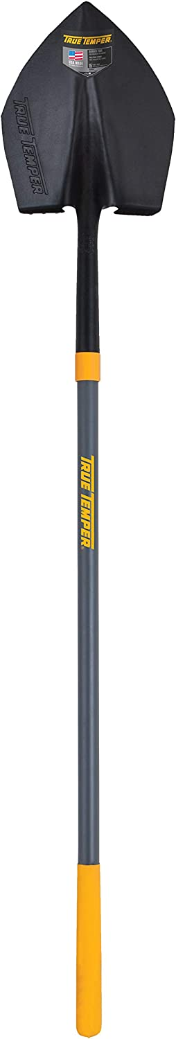 True 新作 Temper 2584200 Round Point with Excavator 47 Shovel Forged お歳暮
