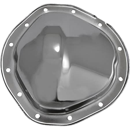 Polished Aluminum Cover for GM 12-Bolt Car Differential Yukon YP C2-GM12P