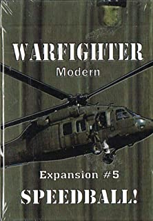 Warfighter – The Tactical Special Force Card Game: Expansion 5 - Speedball