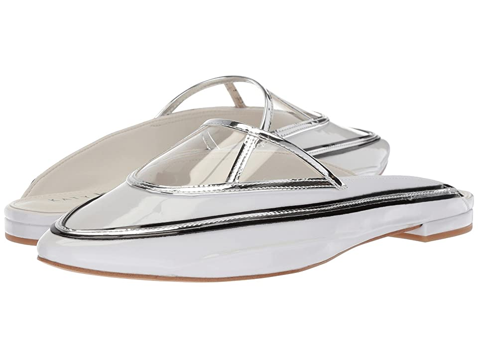 Katy Perry The Oceana (White Smooth Patent) Women