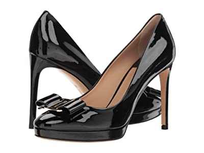 Salvatore Ferragamo Osimo Pump (Nero) High Heels