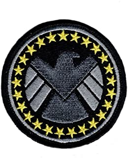 Marvel Comics Agents of Shield Morale Hook Patch