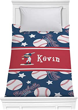 RNK Shops Baseball Comforter - Twin XL (Personalized)