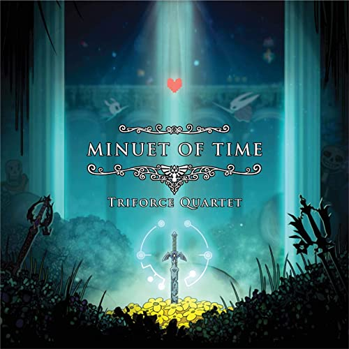 Hollow Knight Medley Main Theme Dirtmouth Hornet From Hollow Knight By Triforce Quartet On Amazon Music Amazon Com