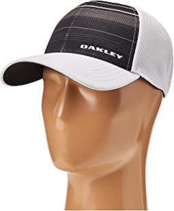 Oakley Silicon Bark Trucker Print 2.0 Hat