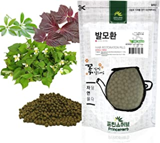[Medicinal Korean Herbal Pills] 100% Natural Hair Restoration Pills (Houttuynia Cordata, Perilla Frutescens...