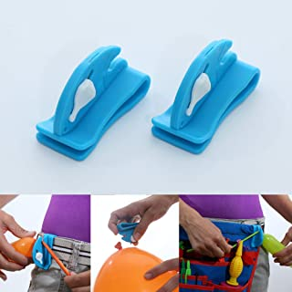 BalloonPlay clip on strong and sharp balloon cutter ribbon cutter, package opener the essential balloon twister/decorator tool 2PCS