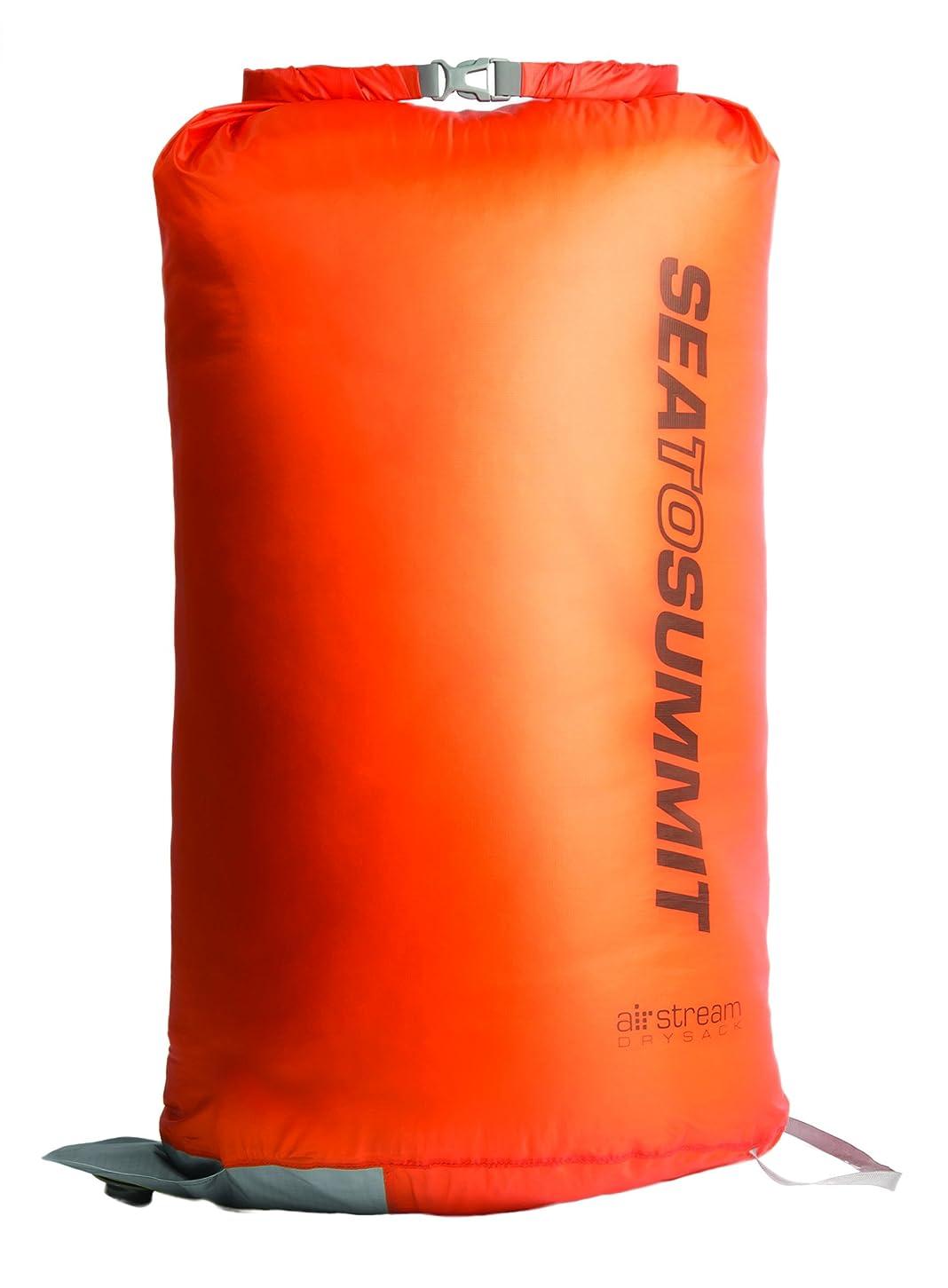 連合ハードスキムSEA TO SUMMIT(シートゥサミット) ポンプ エアストリーム ドライサック 1700496
