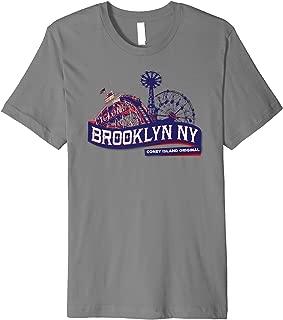 Coney Island Original t-shirt (blue)