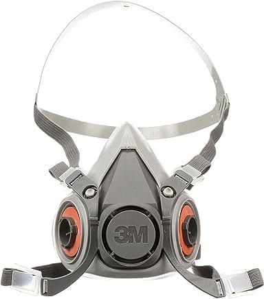 3M Half Facepiece Reusable Respirator 6200/07025(AAD), Respiratory Protection