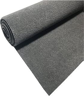 Marine Upholstery Durable Un-Backed Automotive Trim Carpet 72