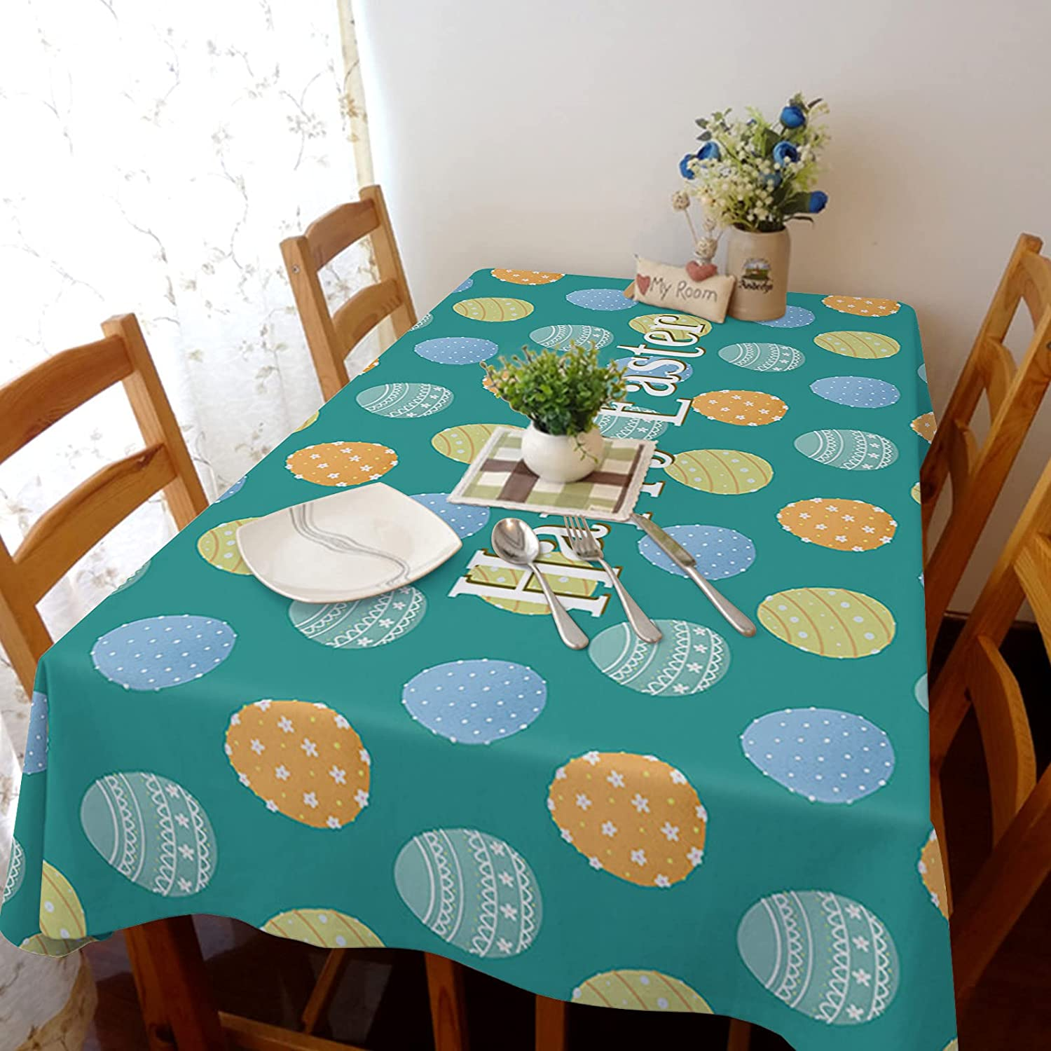 Max 40% OFF Flouky 60x140in Durable Table Cover Outdoor Safety and trust for Restaurant Picni
