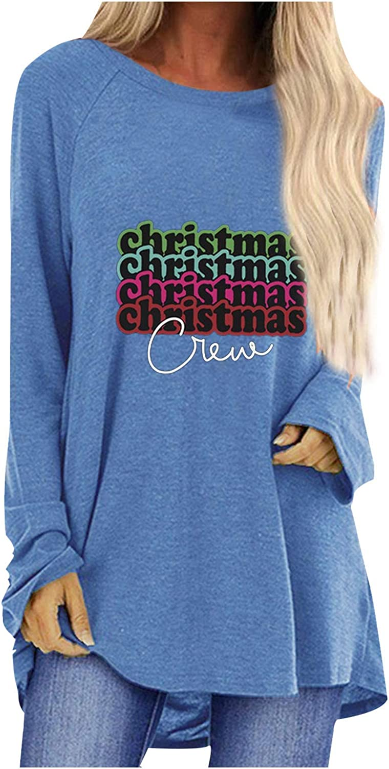 Christmas Long Sleeve T Shirts Complete Free National uniform free shipping Shipping Women Grap for Gradient