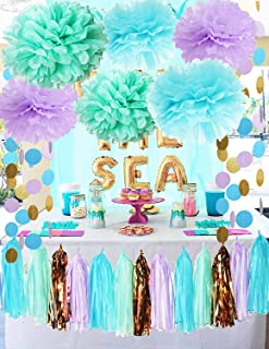 Best under the sea baby shower decorations Reviews