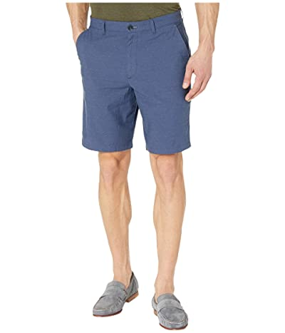 Calvin Klein Dobby Cotton Flex Stretch Shorts (Sky Captain) Men