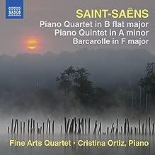 saint saens piano quartet