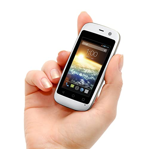 POSH MOBILE MICRO X, The Smallest Smartphone in the World, ANDROID UNLOCKED 2.4""
