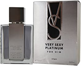 Victoria's Secret Cologne Spray, Very Sexy Platinum, 3.4 Ounce
