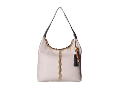The Sak Huntley Hobo (Stone Crochet) Tote Handbags