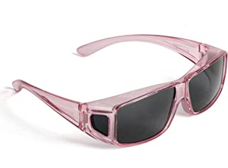 74deb6f255 Sunglasses Over Glasses- Polarized Fitover Sunglasses with 100% UV  Protection for Men or Women
