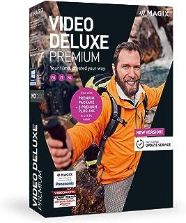 MAGIX Software GmbH - Video Deluxe 2019, BOX, Premium