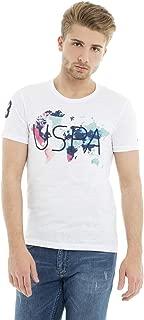 U.S. POLO ASSN. Mens EARTH T-shirts