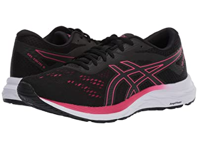 ASICS GEL-Excite(r) 6 (Black/Rose Pedal) Women