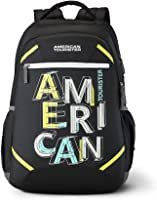 American Tourister Rave 29 Ltrs Black Casual Backpack (Fi3 (0) 09 003)