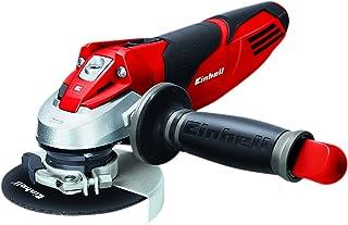 comprar comparacion Einhell TE-AG 115/600 -Amoladora Expert , 600 W, 230 V, Rojo/Negro, 125 x 130 x 325 (ref. 4430855)