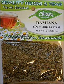 Damiana/Damiana Leaves Net Wt. 1/2oz (14g) 3-Pack