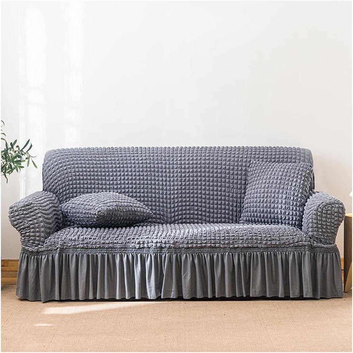 LYLSXY Bubble Lattice Elegant Stretch Sofa Loveseat Cover Popular Max 69% OFF product