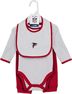 NFL Newborn Interception Onesie, Bib & Pant Set