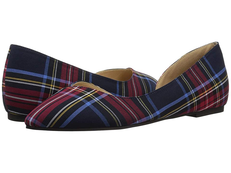 CL By Laundry Hiromi (Navy/Red Glen Plaid) Women