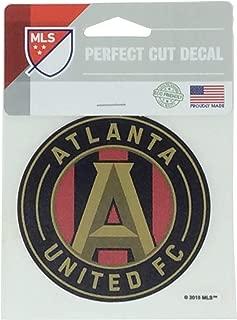 WinCraft MLS Atlanta United Automotive Magnet 4.75 inches Round